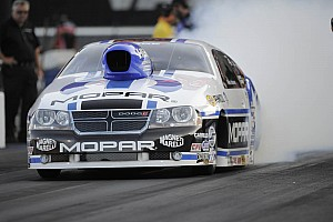 NHRA Preview Johnson no. 1 heading into NHRA Countdown playoffs at Charlotte