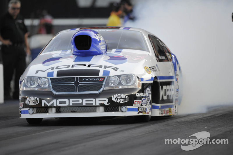 Johnson no. 1 heading into NHRA Countdown playoffs at Charlotte