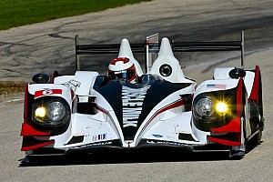 ALMS Qualifying report Graf puts Muscle Milk Pickett Racing Honda on the pole at VIR