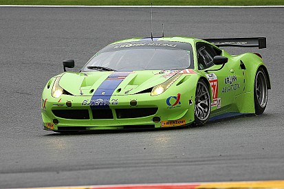 Krohn Racing settles for second on the GTE-Am grid for 6 Hours of Sao Paulo