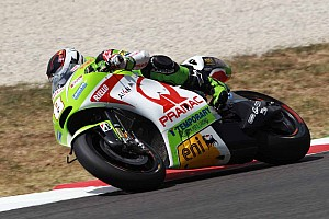 MotoGP Qualifying report Barberà get back on the track in Misano