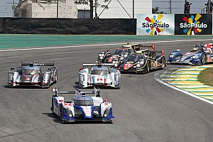 WEC Race report Victory in Brazil for Toyota Racing