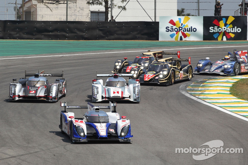 Victory in Brazil for Toyota Racing