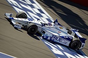 IndyCar Race report Rookie Katherine Legge has season best finish at Fontana