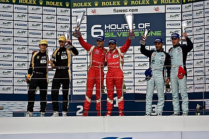AF Corse take third GTE Pro win in a row in Sao Paulo; GTE Am winner excluded