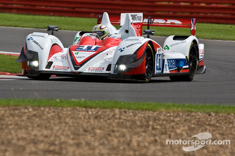 Near flawless performance for Greaves Motosport LMP2 in Sao Paulo