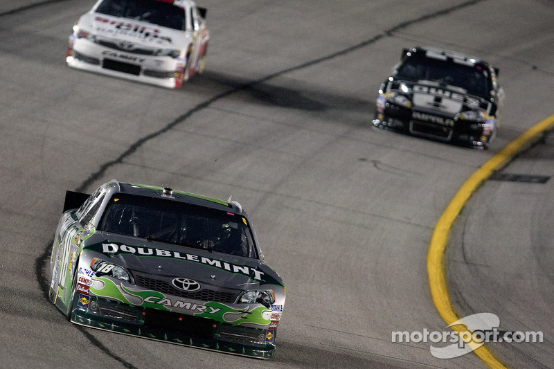 Toyota NSCS post-race quotes from Chicagoland