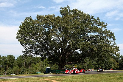 Ende brings crippled Dempsey car home in fifth place at VIR
