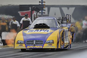 NHRA Race report Mopar's Capps wins FC title in Charlotte and extends Countdown points lead