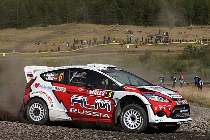 M-Sport Ford young drivers impress at Wales Rally GB