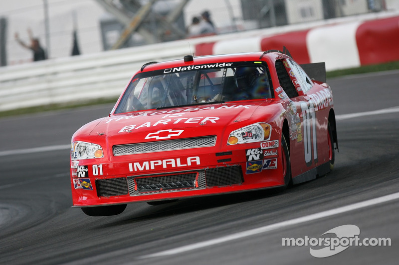 Wallace and No. 01 Chevrolet team ready to take on Kentucky