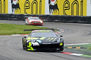 Blancpain Endurance Preview Blancpain Endurance Series welcomes the return of Valentino Rossi for Nürburgring