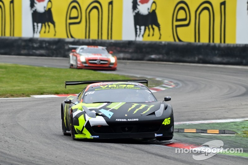 Blancpain Endurance Series welcomes the return of Valentino Rossi for Nürburgring