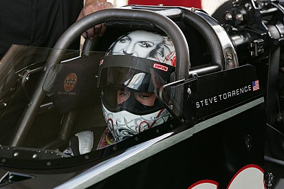 Texas native Torrence emerges as Top Fuel title contender at Texas