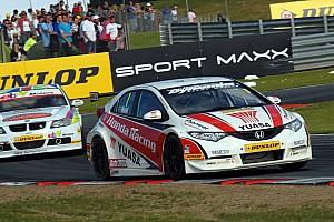 BTCC Preview Rockingham & Silverstone races crucial to BTCC title outcome