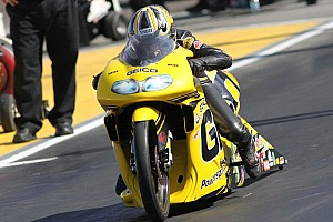 NHRA Preview Stoffer's starting line consistency key to PSM win in Dallas