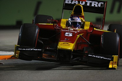 5th place for Leimer in qualifying at Singapore