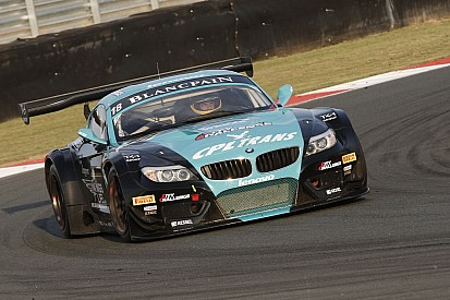 Bartels and Burrman set the pace at Nürburgring on Friday