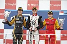 Another podium in Singapore for Fabio Leimer and Racing Engineering.