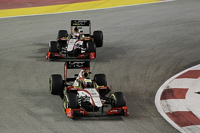 A tough race for HRT in Singapore