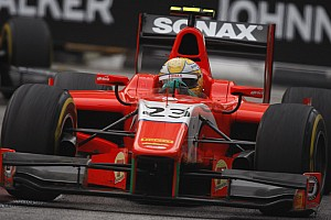 GP2 Race report Arden concludes GP2 campaign in positive fashion