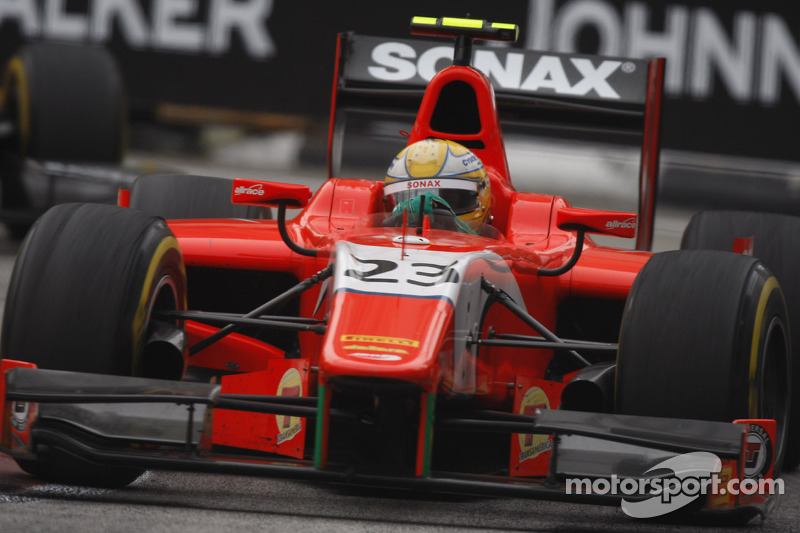 Arden concludes GP2 campaign in positive fashion
