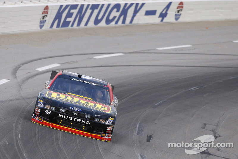 Annett maintains sixth in points after second Kentucky race