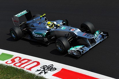 Rosberg wants best race number at Mercedes in 2013