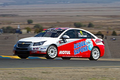 Double independents podium for MacDowall at USA debut in Sonoma