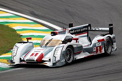Audi banks on full equality of opportunity in battle for the title
