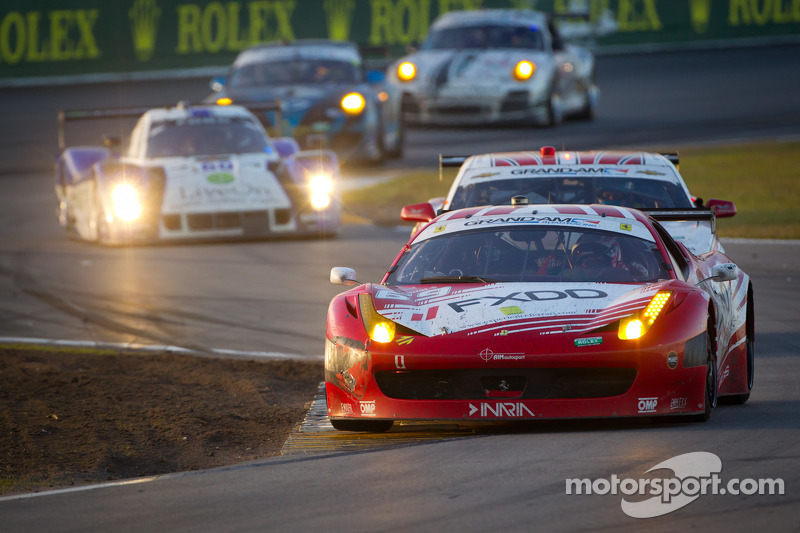 Jeff Segal brings GT championship to Lime Rock ready to clinch manufacturer crown for Ferrari