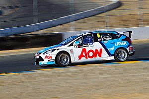 WTCC Race report Nash's hopes dashed in USA debut at Sonoma