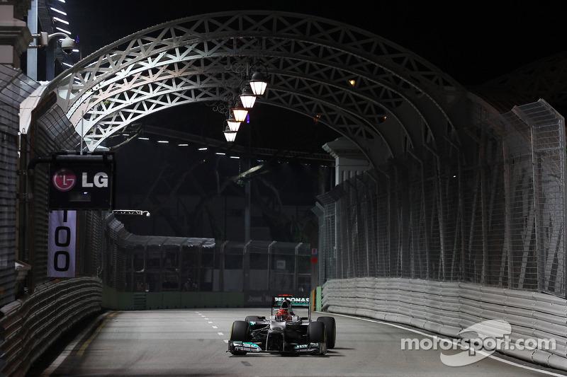 Hamilton to Mercedes, Schu back to retirement