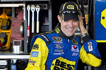 Kenseth comments on need to run up front at Dover