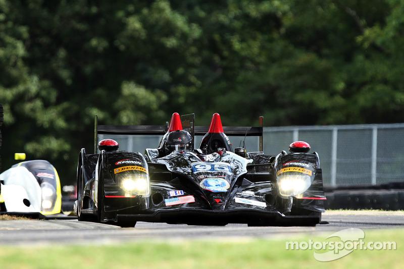 Dario and Marino Franchitti join Scott Tucker, Level 5 for Petit Le Mans