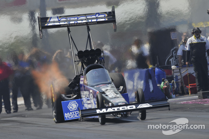 Brown, Beckman, Line and Arana Jr. lead Friday qualifying in St. Louis