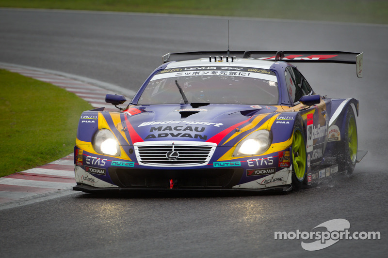 Couto hands WedsSport ADVAN team maiden pole at Autopolis circuit