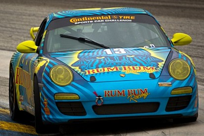 Plumb wins CTSCC series GS finale and championship at Lime Rock