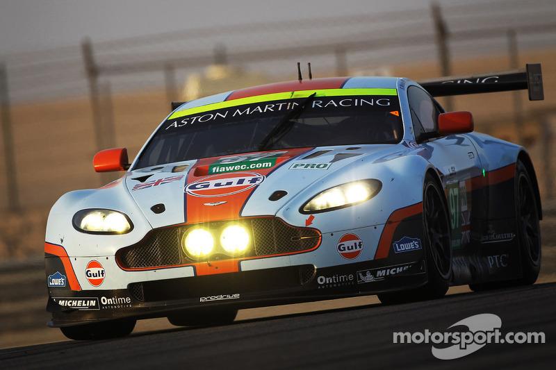 Aston Martin matches best WEC result at Sakhir to continue podium run
