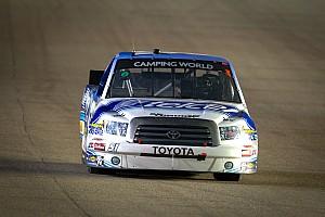 NASCAR Truck Preview Germán Quiroga makes first start of season for KBM at Talladega
