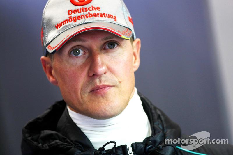 Merc axe after 'long reflection' for Schumacher - Haug