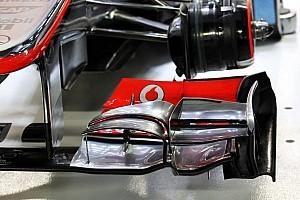 Formula 1 Rumor New 'flexi wing' saga emerging in F1 - report
