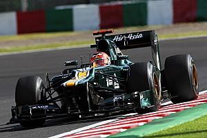 Formula 1 Rumor Kovalainen closer to new Caterham deal