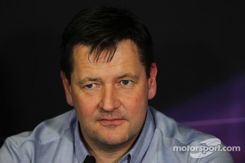 Pirelli wants Schumacher as tyre tester