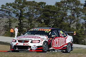 Supercars Qualifying report Coulthard credits engineers for P2 qualy at Bathurst
