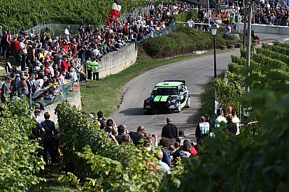 Atkinson and Nobre had positive first day in Rally France