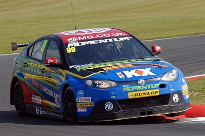 Plato halves Shedden's lead after Silverstone double