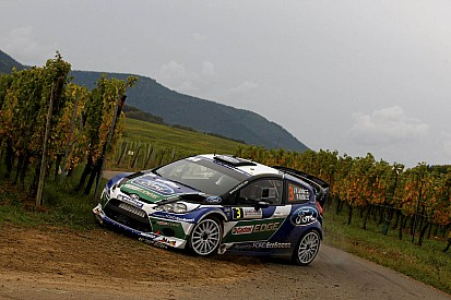 Ford's Latvala secures second in France after 'best performance'