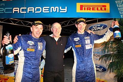Evans wins 2012 WRC Academy with Pirelli