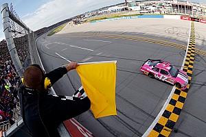 NASCAR Cup Race report Roush Yates power helps Kenseth win at Talladega